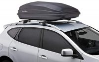 Get your roof cargo box: